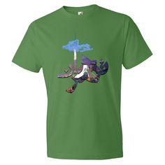 Short sleeve men's t-shirt - Tehran