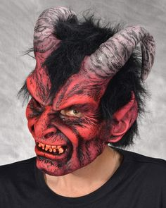 Now a devil with Ram horns would you cross over the road to avoid this guy?