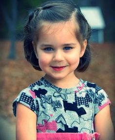 Best Hairstyles For Little Girls With Short Hair - Hairstyles for Women