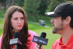 Joshua Morrow, Traci Stumpf, Celebrity Golf