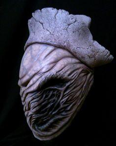 Silent Hill Nurse Latex Mask, Horror, Halloween, Haunt Prop.