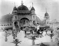 Saltair  Saltair was a popular resort located on the South shore of the Great Salt Lake. Opened in 1893, Saltair attracted bathers and hosted picnics and dances. It had a giant roller coaster known all over the state.
