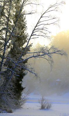 °•○● Visiting my little winter wonderland , Norway