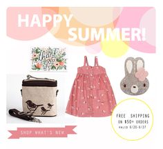happy first day of summer! :)