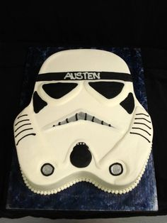 """""""This is the birthday cake we're looking for."""" Perfect for your Stormtrooper. @PartyFlavors #PartyFlavors"""