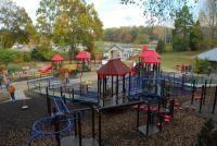 Darrell's Dream Playground at Warriors' Path