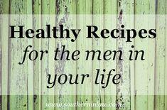 12 Healthy Recipes for Father's Day (1. Quinoa Banana Pancakes, 2. Creamy Grits, 3. Healthy Quinoa Pancakes, 4. Healthy Chocolate Cake, 5. Apple Crumble Cake, 6. Healthy Banana Bread, 7. Healthier Chocolate Chip Cookie Cake, 8. Polenta Banana Muffins, 9. Tahini Soy Stir Fry, 10. Healthy Creamy Potato Salad, 11. Cajun Chicken Pasta, 12. Chicken & Bacon Rice Bowl)