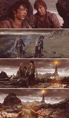 Today in Middle-Earth: Frodo and Sam make their last journey to the feet of Mount Doom (March 24, 3019) ... it was a torment greater than Sam had ever thought that he could bear. He was in pain, and so parched that he could no longer swallow even a mouthful of food... Worst of all, the air was full of fumes; breathing was painful and difficult, and a dizziness came on them, so that they staggered and often fell. And yet their wills did not yield, and they struggled on...