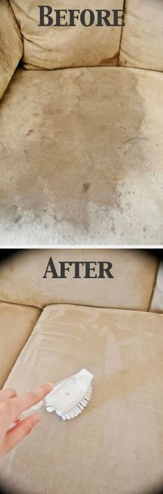 The idea of cleaning a sofa to your satisfaction may seem a little routine but when the tough stains check in you may find it a little diff...