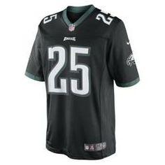 7cd9fdea0 Nike NFL Philadelphia Eagles (LeSean McCoy) Men s Football Alternate  Limited Jersey - Black  135.00