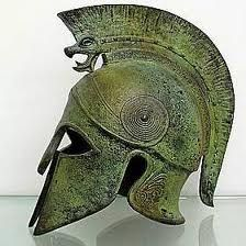 Greek  war helme