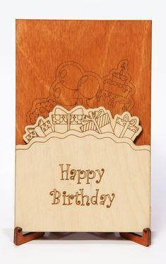 Birthday Present For Husband, Birthday Presents For Him, Diy Gifts For Boyfriend, Birthday Gifts For Boyfriend, Handmade Birthday Cards, Birthday Greeting Cards, Funny Happy Birthday Greetings, Tattoo Designs, Wood Gifts