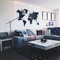 "23.8k Likes, 144 Comments - Kalyn Nicholson (@kalynnicholson13) on Instagram: ""Zzzz // an apartment tour is coming next month, one room left to tackle"""