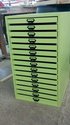 Storage Cabinet MOD 15 Tray Unit