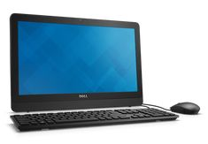 Dell Inspiron 20 3000 - Intel Celeron - - - Windows 10 Home, Black Dell Desktop, Card Reader, All In One, Keyboard, Windows 10, Cnc, Touch, Products, Gadget