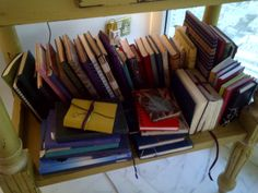 One woman's journals....