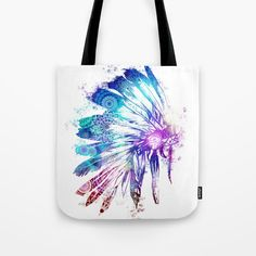 Check out society6curated.com for more! I am a part of the society6 curators program and each purchase through these links will help out myself and other artists. Thanks for looking! @society6 #illustration #design #tote #totebag #bags #fashion #style #men #women #buy #shop #shopping #sale #gift #idea #cute #cool #nice #unique #fun #gift #idea #cool #watercolor #colorful #mandala #headdress #feathers #native #american #nativeamerican
