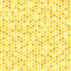 beehive fabric, wallpaper & gift wrap - Spoonflower