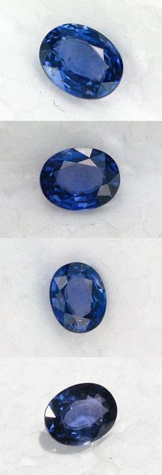 Natural Sapphires 4644: 1.13 Ct Certified Unheated And Untreated Color-Change Sapphire BUY IT NOW ONLY: $500.0