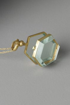 Clearly Locket by Soixante Neuf via BHLDN.