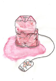 tea bag.png by geofroi, via Flickr