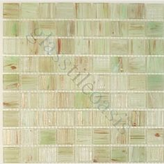 glass green backsplash tiles with good neutrals to match wood counters. the reddish color would go well with the spicy colors i like for the living room