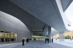 Gallery of MAXXI Museum / Zaha Hadid Architects - 13