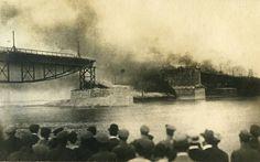Most Poniatowskiego 1920 r