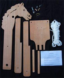 Jeff Tickner Designs--Rocking horse swing Backyard Toys, Backyard For Kids, Wooden Baby Swing, Horse Swing, Swing Sets For Kids, Diy Outdoor Fireplace, Diy Swing, Wooden Horse, Diy Pallet Furniture