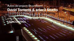 BruumRuum! és una instal·lació interactiva que es troba a l'espai públic de Barcelona, just al costat del museu del disseny (DHUB) i la torre AGBAR.   Aquesta…
