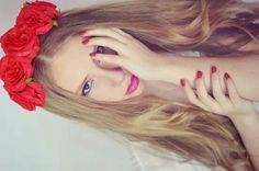 #photography #photo #girl #pink #nikon #model