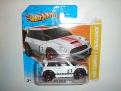 2011 Hot Wheels SHORT CARD HW Premiere Mini Cooper S Challenge White #30/244 by Mattel. $6.25