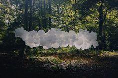 Ballon Invasion by Charles Petillion