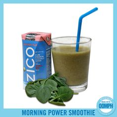 Try the new ZICO Passion Fruit Smoothie!I REALLY want to like coconut water Passion Fruit Smoothie, Power Smoothie, Juice Smoothie, Coconut Water Drinks, Pure Coconut Water, Healthy Smoothies, Healthy Drinks, Smoothie Recipes, Healthy Foods