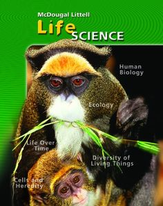 Life Science Textbook 7th Grade Answers : science, textbook, grade, answers, Science, Books., Ideas, Books,, Science,