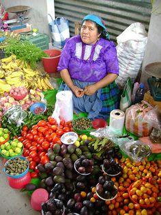 Mercado de Tlacolula.