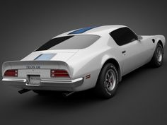 72 Pontiac Firebird Transam
