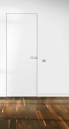 """Möbel: Verputztes Türsystem """"Undercover"""" von KTM - Bild 11 - [SCHÖNER WOHNEN]"""