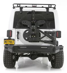 All new SRC Gen 2 bumpers are engineered to provide the maximum protection without sacrificing the ability to go anywhere off road.