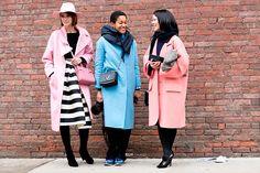 Неделя моды в Нью-Йорке F/W 2015: street style. Часть 2 (фото 10)