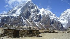 Stone hut at 14,000 ft in Pheriche, Nepal approaching Mt. Everest.    Submitted by Johannes Ljunggren.