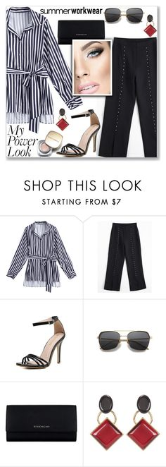 """""""My Power Look :: Work Wear"""" by jecakns ❤ liked on Polyvore featuring Givenchy, Marni and Dolce&Gabbana"""