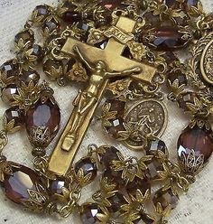 rosary antique - Google Search