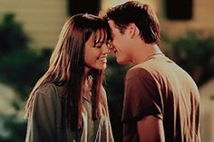 A walk to remember.... fricken never cried so much over a movie before. lol