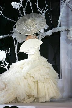 John Galliano's Collections for Dior, 07 couture