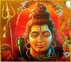 Shiva Art, Ganesha Art, Hindu Art, Lord Hanuman Wallpapers, Lord Shiva Hd Images, Arte Tribal, Lord Mahadev, Lord Shiva Painting, Om Namah Shivaya