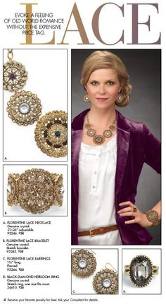 cookie lee jewelry catalog fall winter 2011-2012 f