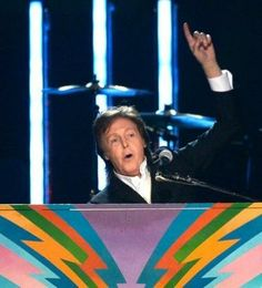 History was made, or should we say remade, at the 2014 Grammys.