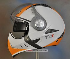 Airoh TR1 Motorcycle Helmet - Side View