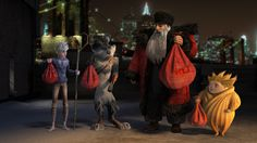 "the tooth palace ""rise of the guardians"" 